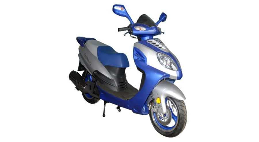 150cc Scooter 13 inch wheel-