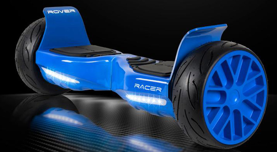 HALO ROVER RACER EDITION