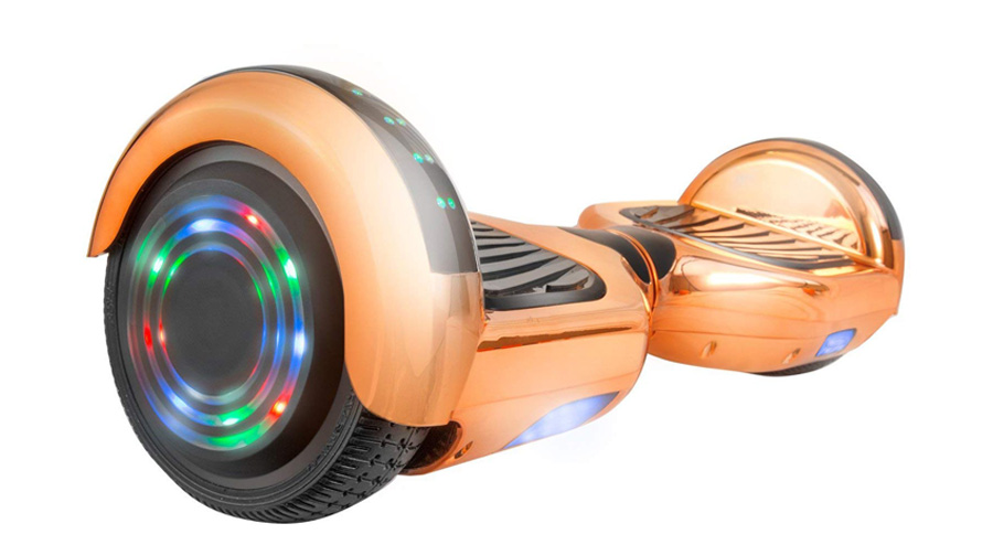 LEVIT8ION HOVERBOARD SELF BALANCING SCOOTER